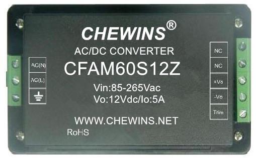 CFAM60瓦电源模块系列