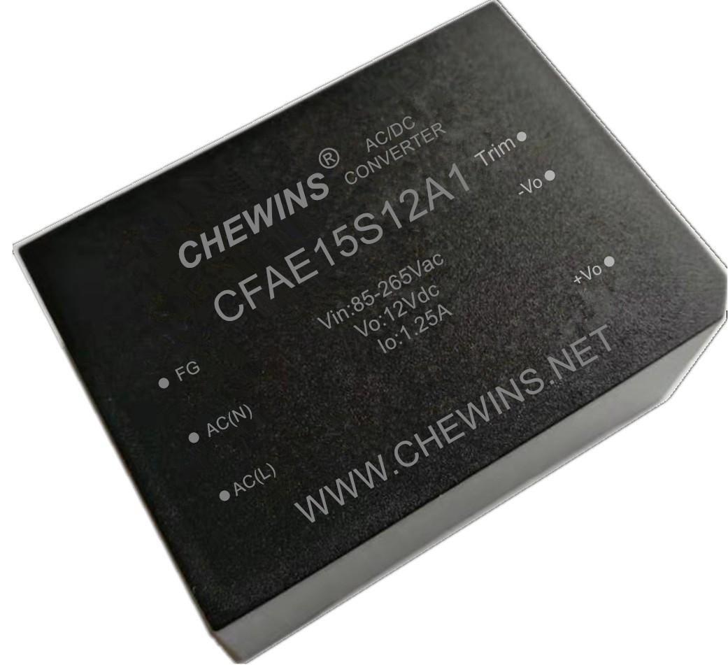 CFAE15-A1输出电压可调电源系列