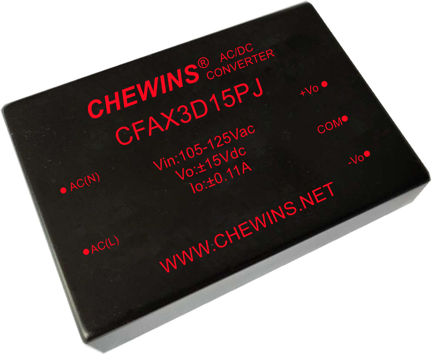 CFAX3D15PJ普军级线性军用电源